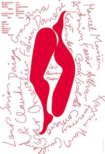 affiche-exposition-les-levres-nues