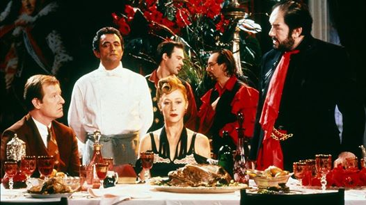 ciné club cuisinier