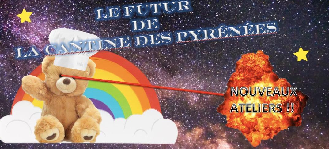 Rentrée de la Cantine des Pyrénées