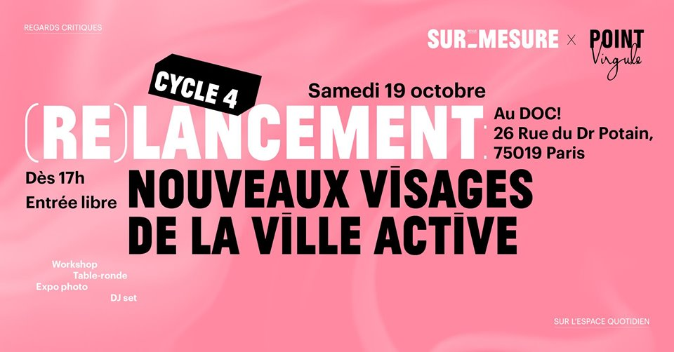Fiesta (RE)Lancement #04 – Sur-Mesure X Point Virgule