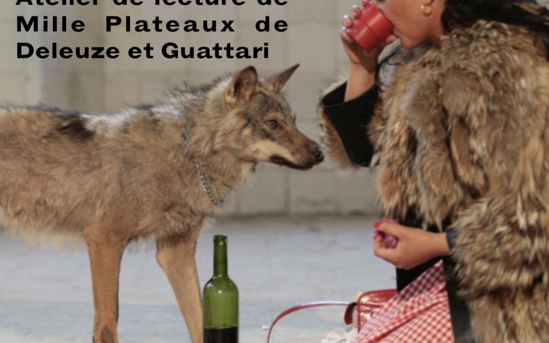 Université Libre – Lecture de Mille Plateaux
